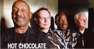 Hire or Book Hot Chocolate Band