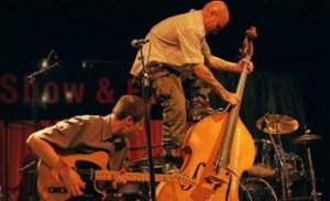 London retro band Hire