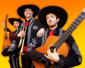SINGING MARIACHI WAITERS