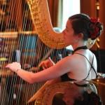harpist kent