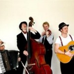 comprende gypsy swing band